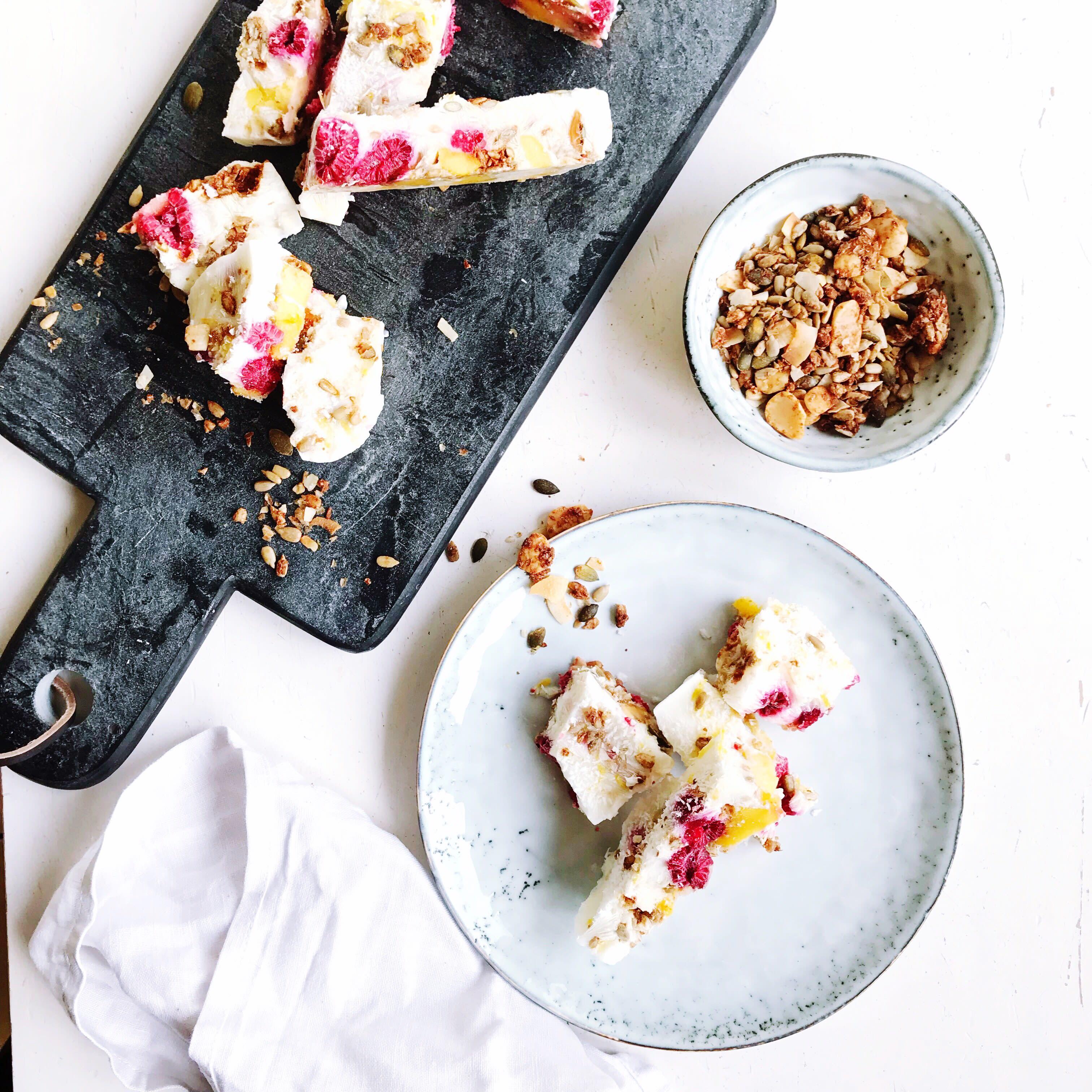 Foto van Frozen yoghurt bars - WW Loves - Oot Granola door WW