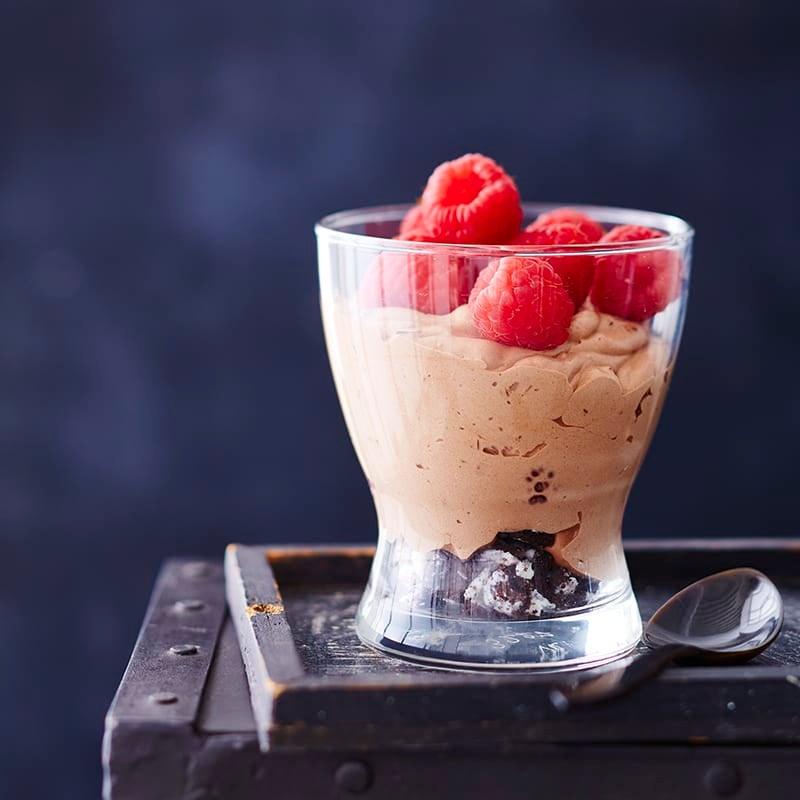 Foto van Hemels Oreo-dessert door WW