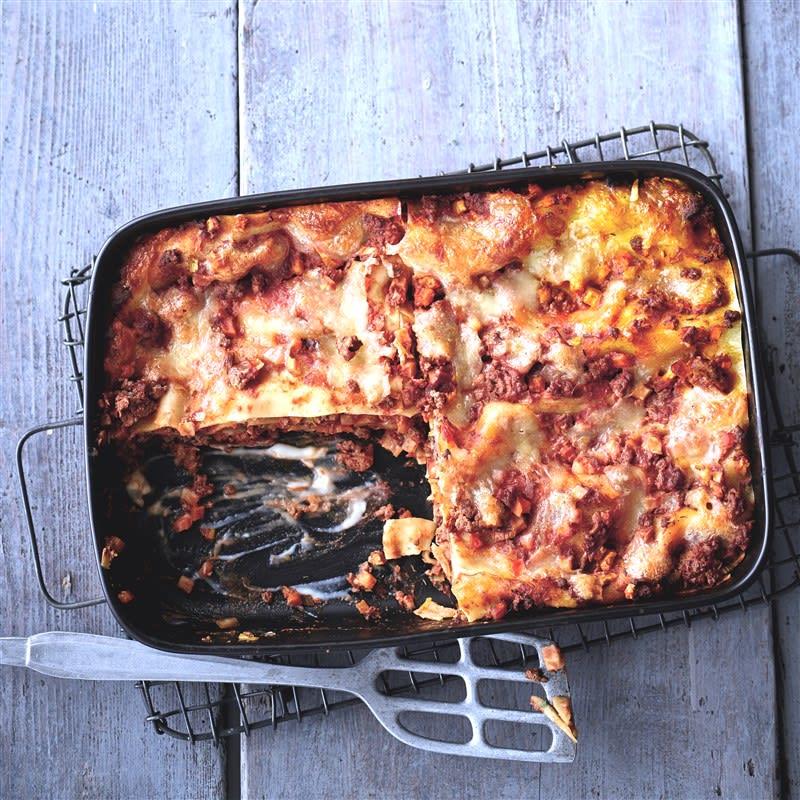 Foto van Lasagne bolognese door WW