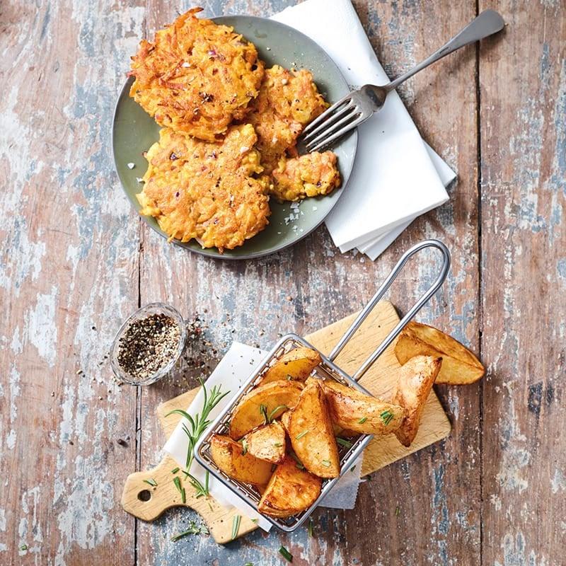 Foto van Zoete-aardappelkoekjes door WW