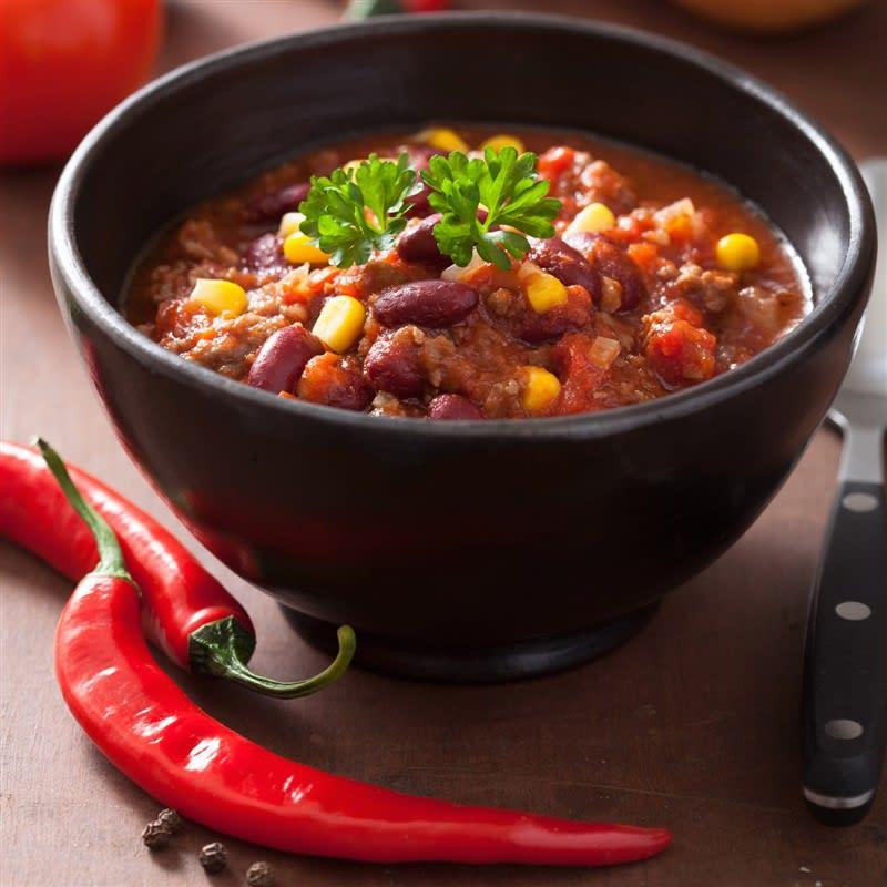 Foto van Chili con carne door WW