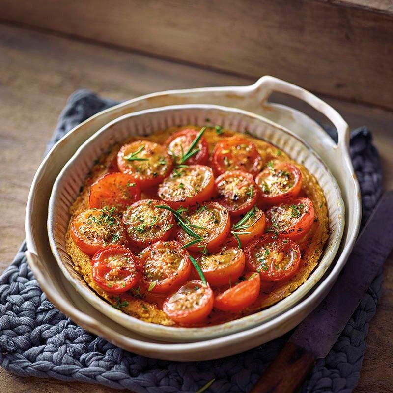 Foto van Aromatische tomatenquiche met tofu door WW