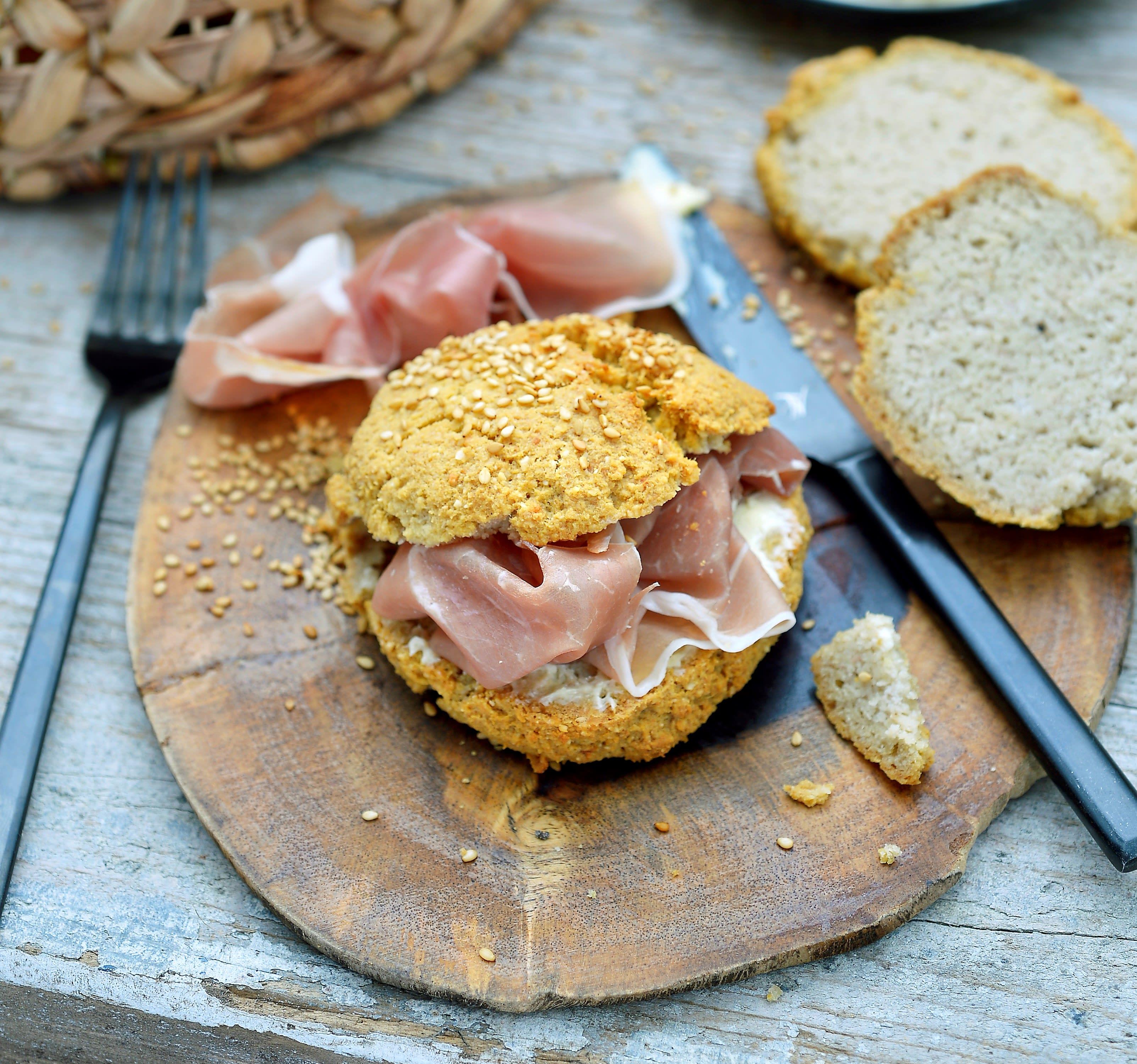 Foto van Pascale Naessens' Amandelbroodjes door WW