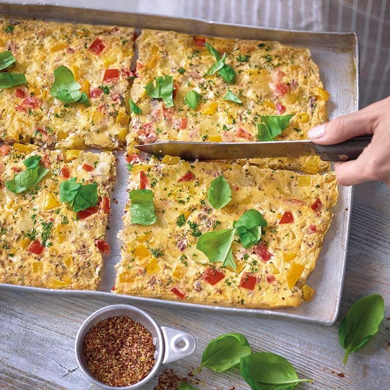 Foto van Pizzavariant door WW