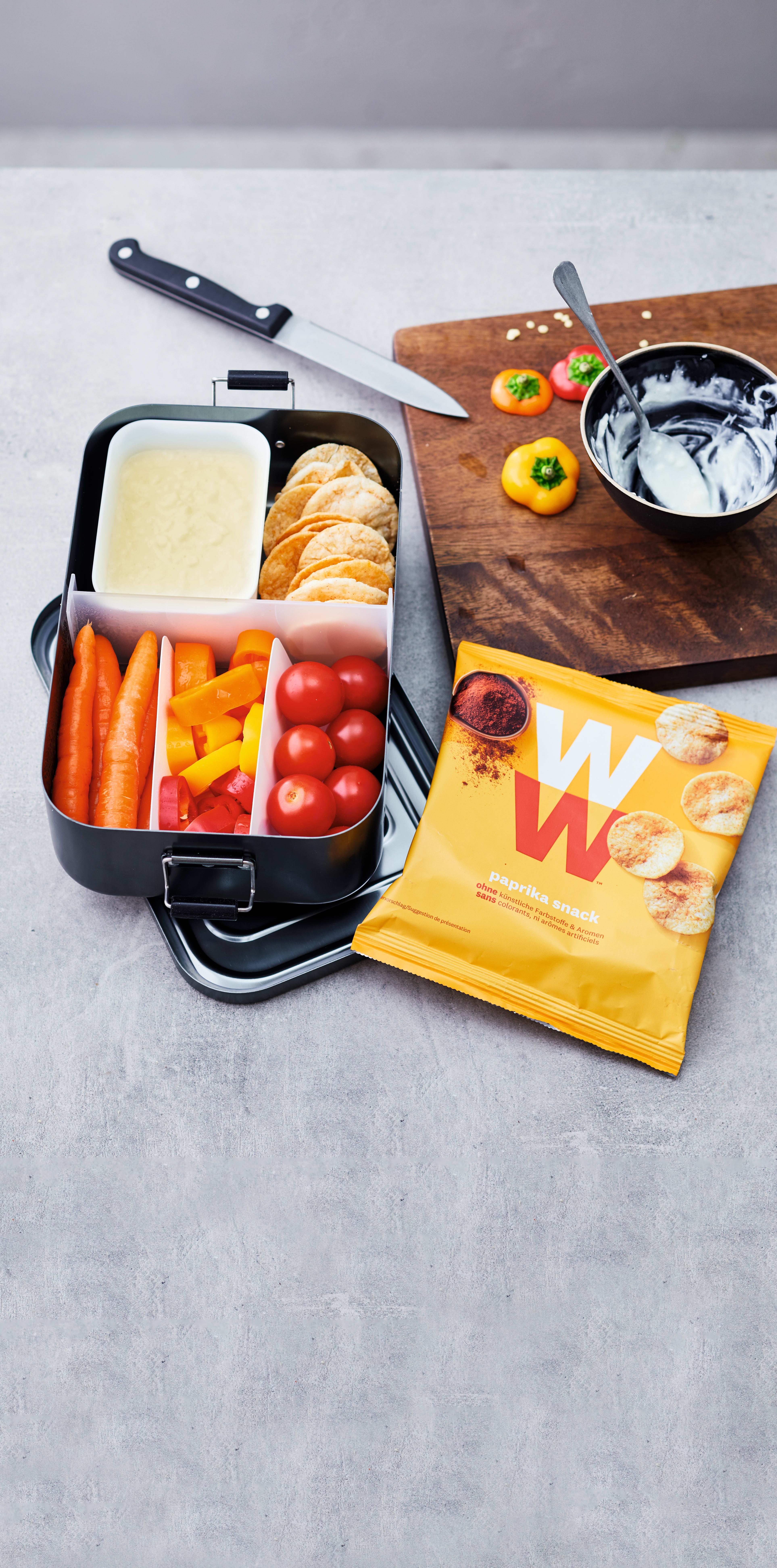 Foto van WW snacktrommel door WW