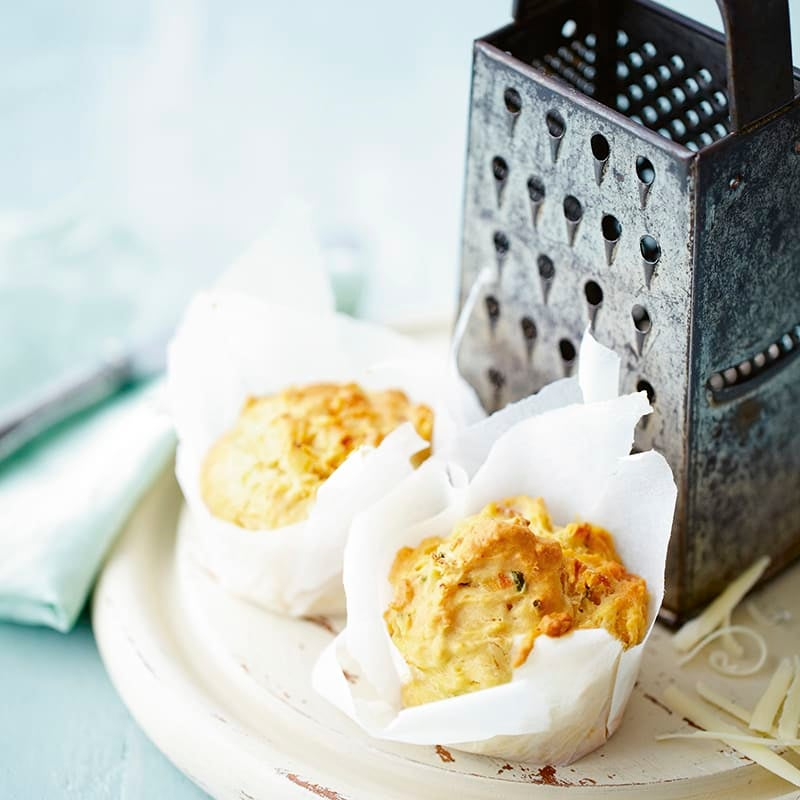 Foto van Muffins ham-kaas door WW