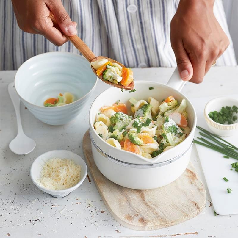 Foto van Snelle pasta met broccoli door WW