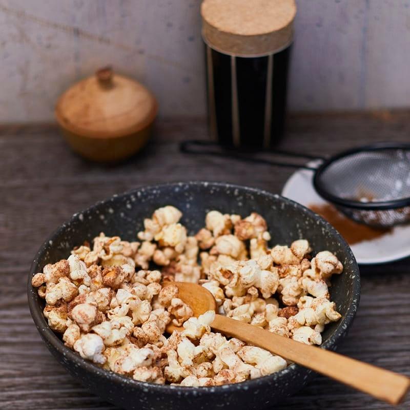 Foto van Zoete popcorn door WW