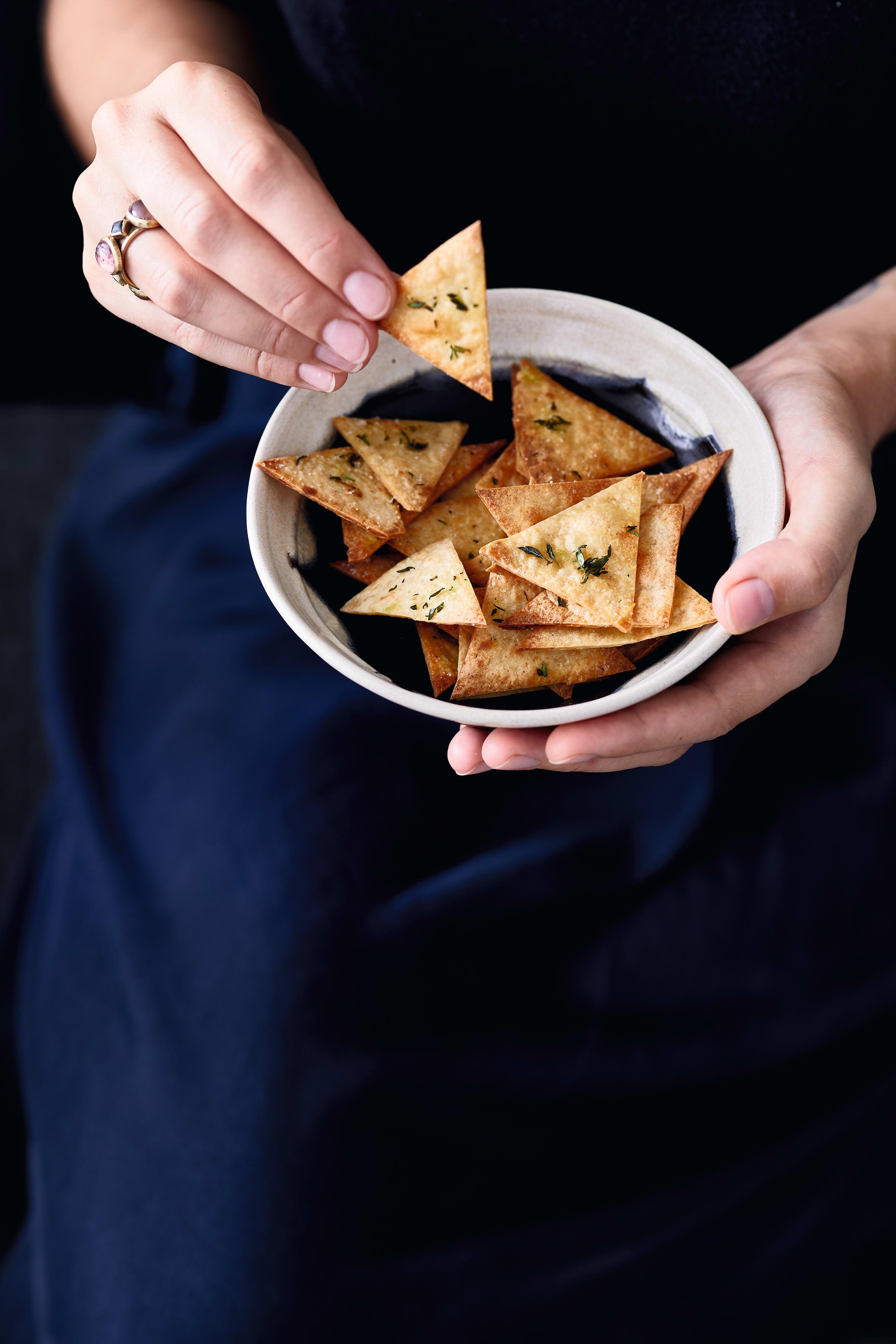 Foto van Snelle crackers door WW