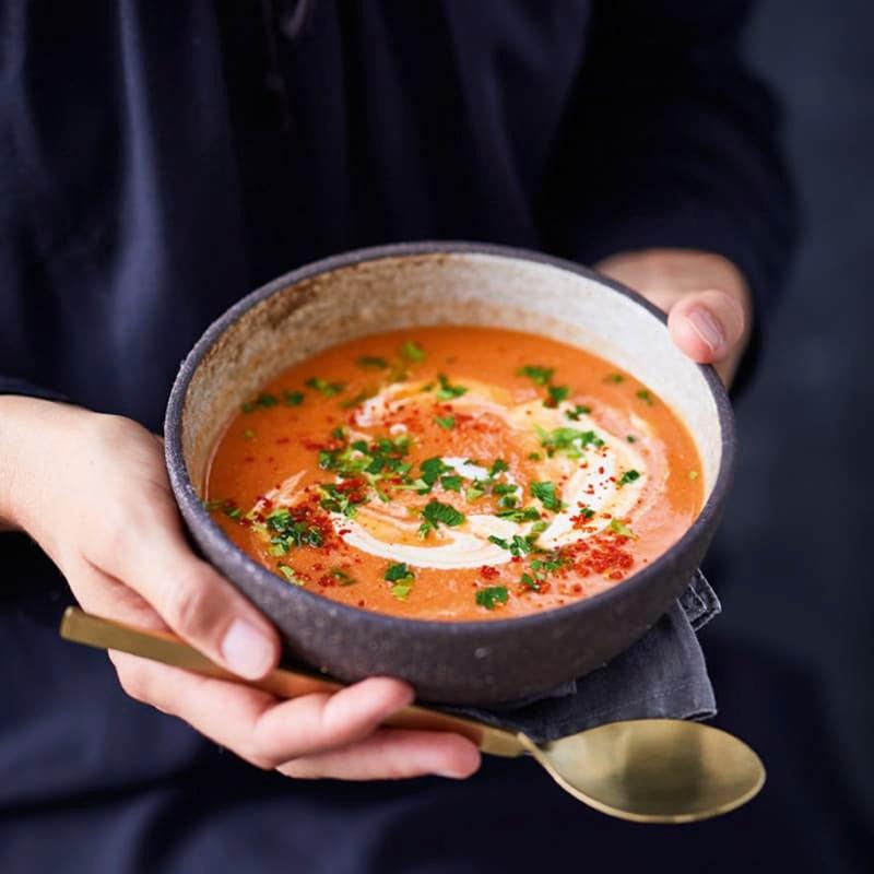 Foto van Linzen-tomatensoep door WW