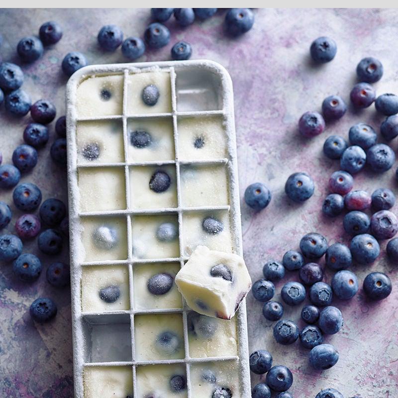 Foto van Frozen-yoghurthapjes door WW