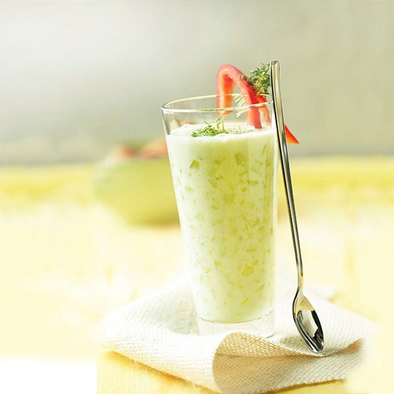 Foto van Komkommer-avocadosmoothie door WW