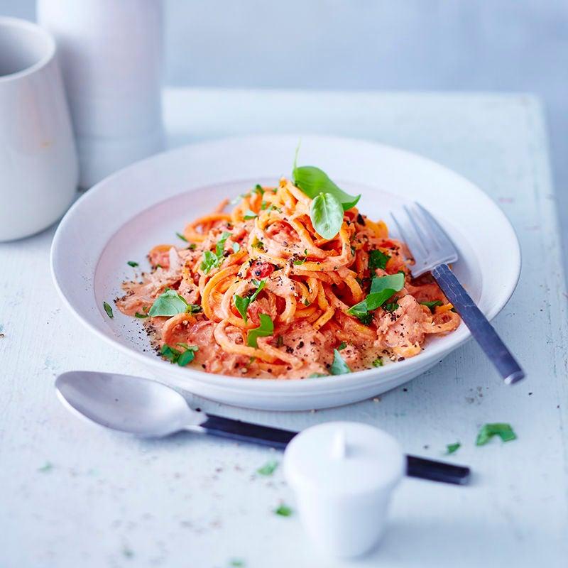 Foto van Snelle pasta met tonijn door WW