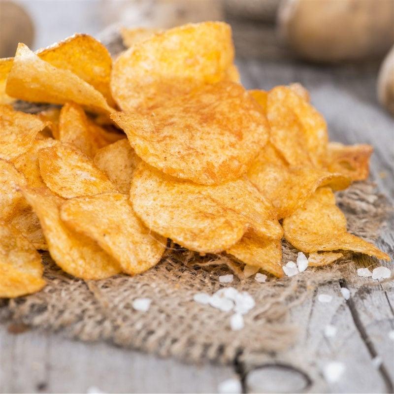 Foto van Chips uit de oven door WW