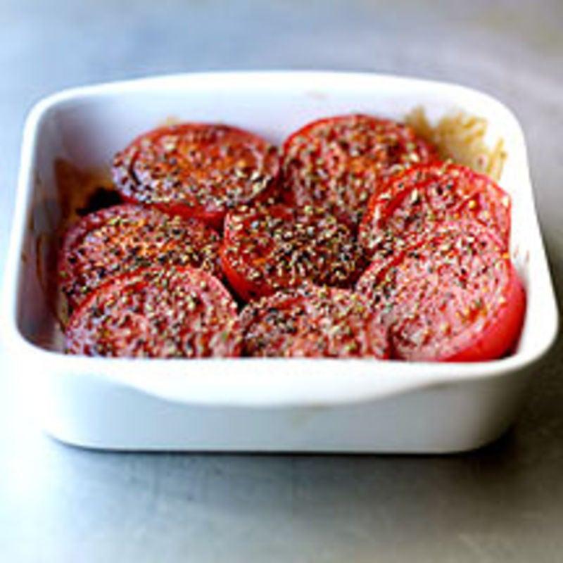 Foto van Tomaten uit de oven door WW