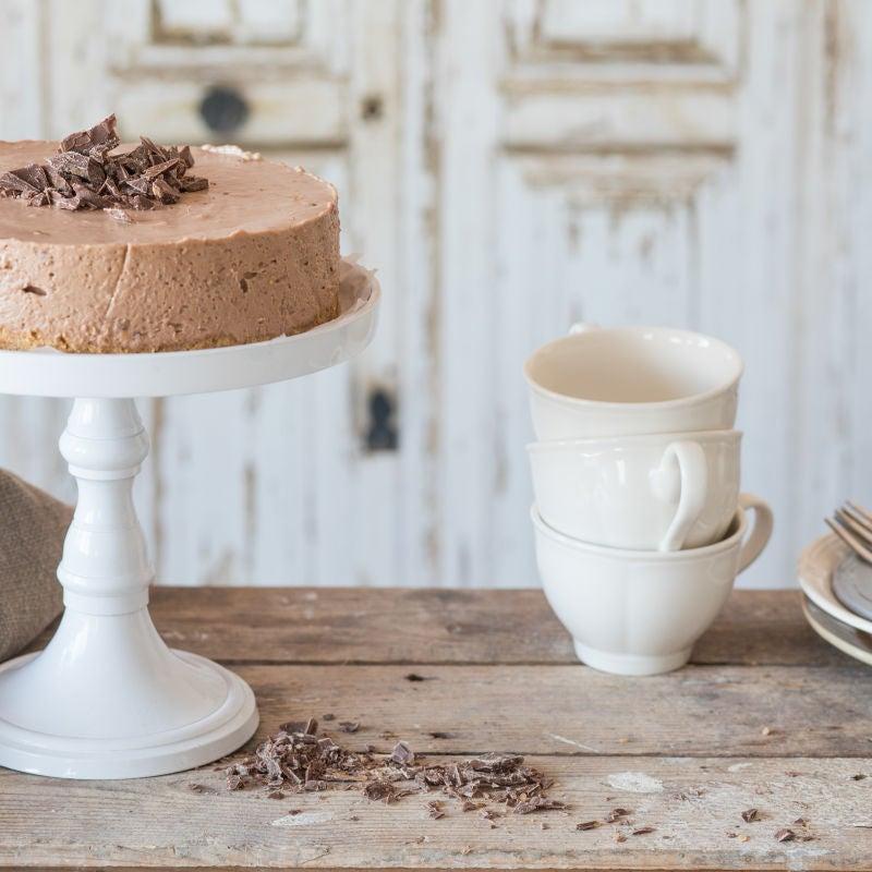 Foto van Miljuschka's cheesecake door WW