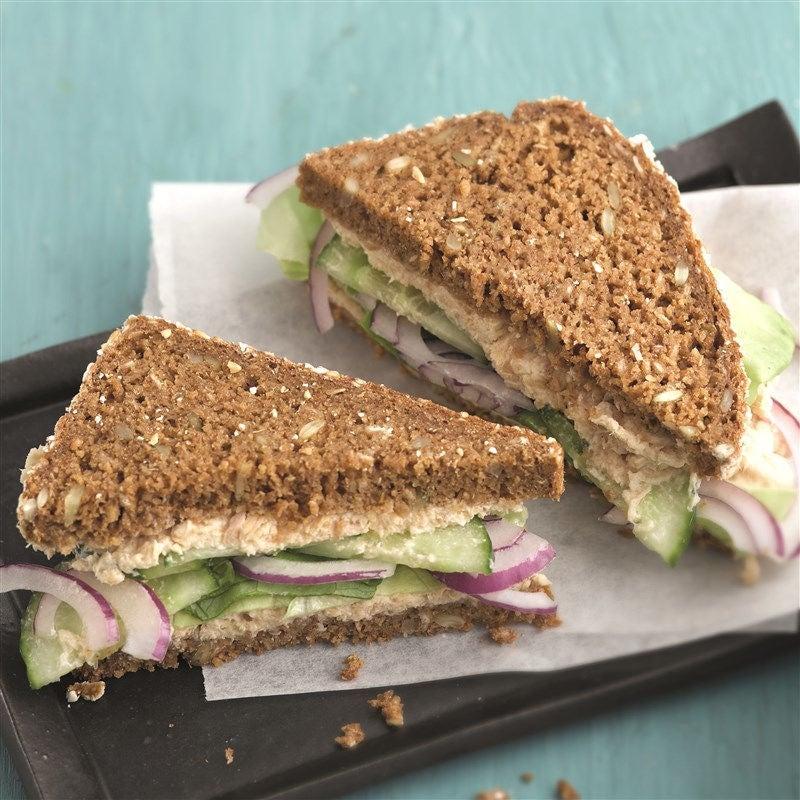 Foto van Sandwich met tonijncrème door WW