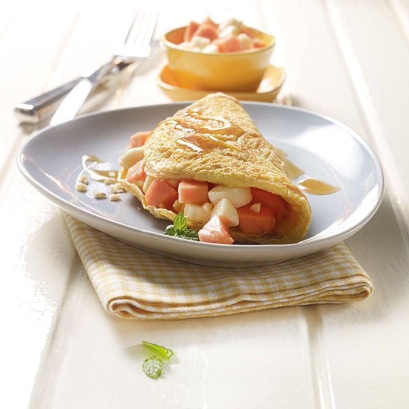 Foto van Goedemorgen-omelet door WW